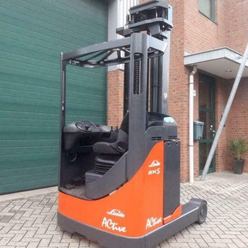 Reachtruck Linde R14S-03 2008 (115)