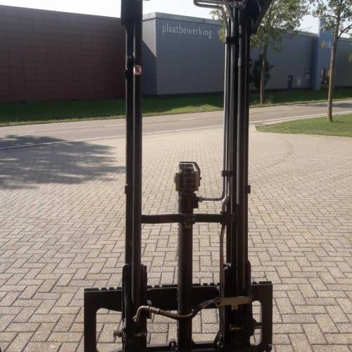 Duplex mast met vrije heffing 386 Serie