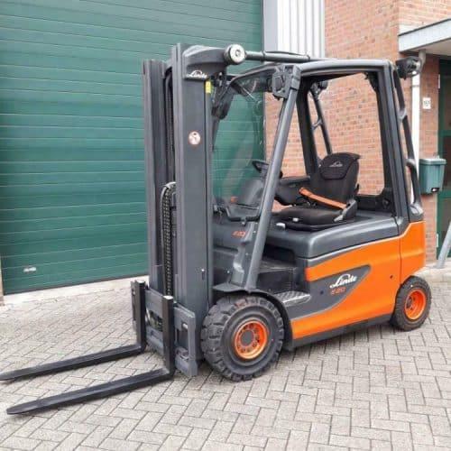 Linde heftruck E20-01