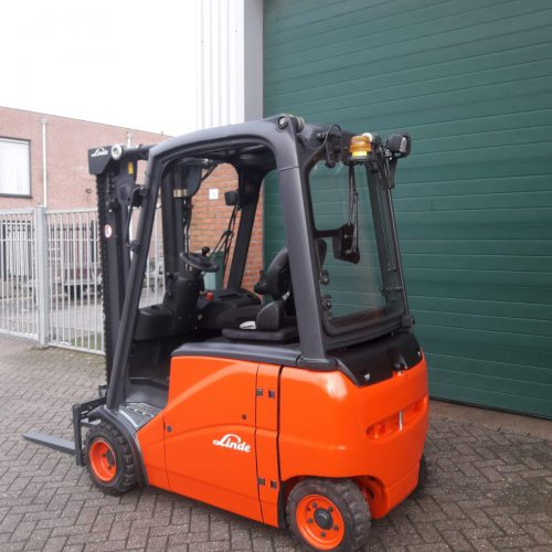 Linde heftruck E20PH-01 386 serie