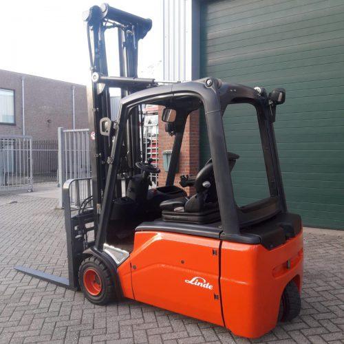 Linde heftruck E20L-01