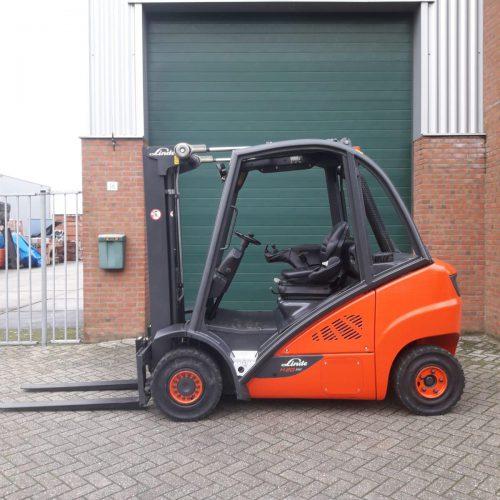 Linde heftruck H20D-02-600 evo
